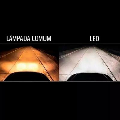 kit xenon lampada super led carro 6000k h4 alto e baixo r 79 90 em mercado livre. Black Bedroom Furniture Sets. Home Design Ideas